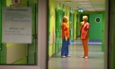 Foto: Ģimenes ārsti streiko – problēmas Rīgas slimnīcu darbā pagaidām nav novērotas