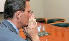 Vilks pēc Brazovska nepārvēlēšanas vīlies NA un 'Olšteina sešiniekā'