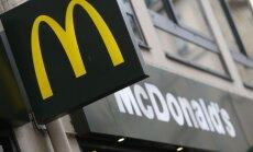 Существенно сократилась прибыль управляющего сетью McDonald's в Латвии