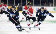 Baltijas hokeja derbijā Lietuva 'sausā' pieveic' Igauniju