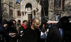'Barcelona' futbolistam Maskerano par nodokļu nemaksāšanu piespriests gada cietumsods