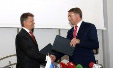 Latvija un Krievija vienojas par kravu pārvadājumu nepārtrauktību