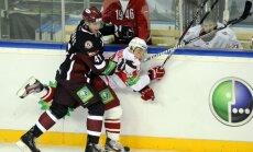 Rīgas 'Dinamo' izbraukumā viesojas pie Maskavas 'Spartak' hokejistiem