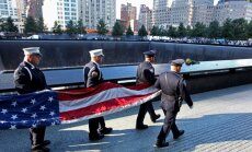 Amerikā piemin 11.septembra teroraktu 12.gadadienu
