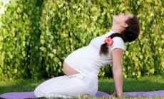 Pieci ieguvumi no jogas nodarbībām gaidību laikā