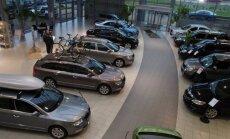 Latvijas jauno auto tirgus joprojām nestabils
