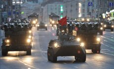 Krievija militāro tēriņu ziņā ierindojusies trešajā vietā pasaulē
