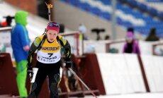 Latvijas biatlonisti ar startu jauktajā stafetē uzsāk pasaules čempionātu