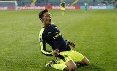 'Arsenal', PSG, 'Atletico' un 'Bayern' iekļūst Čempionu līgas 'play off'