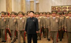Kims Čenuns: jāgatavojas karam ar ASV un Dienvidkoreju
