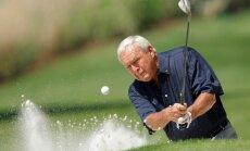 87 gadu vecumā miris leģendārais amerikāņu golferis Arnolds Pālmers