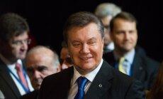 Суд Киева дал санкцию на задержание Януковича