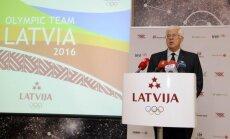 Latvijas olimpiskās delegācijas apstiprināšana: strīdīgie jautājumi un diskusijas