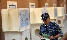 EDSO kritizē Krievijas Valsts domes vēlēšanas