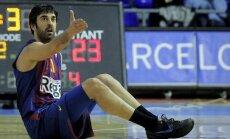 Navarro kļuvis par pirmo Eirolīgā 3000 punktus guvušo basketbolistu
