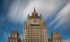 Krievija gatavo jaunas atbildes sankcijas pret Rietumiem