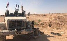Krievija, Irāna un Turcija vienojas par deeskalācijas zonu Sīrijas Idlibas provincē