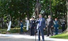 'Sarkanajam teroram' 99: Kirovā atklāj pieminekli čekistam Dzeržinskim