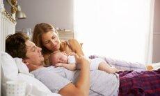 Diāna Zande: par bērna miega ieradumiem atbild vecāki