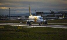 Latvijā bāzētā 'Primera Air' uzsāks tiešos avioreisus no Londonas uz Vašingtonu