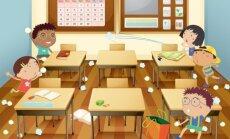 Saeimas Izglītības komisijas vadītājs: svarīgākais, lai bērni gribētu apmeklēt skolu