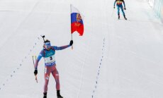 Anton Shipulin and Martin Fourcade