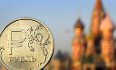 Krievijas rublis un pārējās 19 šogad 'smagi kritušās' valūtas