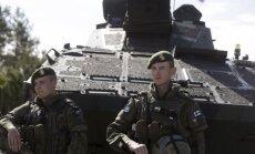Somija noliedz ziņas, ka plānotu gar robežu ar Krieviju izvietot ātrās reaģēšanas vienības