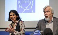 Prestižo Eiropas fizikas laboratoriju CERN pirmoreiz vadīs sieviete