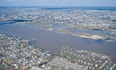 Arī Daugavpils pusē plūdos cietušie varēs saņemt kompensāciju
