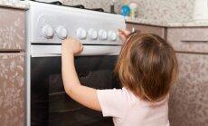 Vecāku neapdomības dēļ pieci bērni guvuši apdegumus