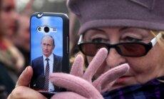 Krievijas rubļa glābšana būtu Pirra uzvara, skaidro Tuļins