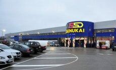 'Kesko Senukai Latvia' atcelts iepriekš piemērotais nodrošinājums