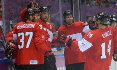 Olimpisko spēļu hokeja turnīrs arī bez NHL spēlētājiem būs interesants, uzskata SOK