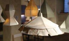 Foto: Latvijas Arhitektūras muzejā skatāmi studentu darbi no keramikas, koka un metāla