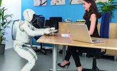 Roboti turpina attīstīties - drīz būs pat ļoti attīstīti