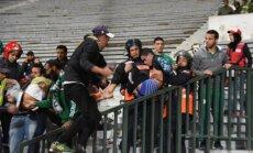 Futbola līdzjutēju sadursmēs Marokā divi bojāgājušie un 50 ievainotie