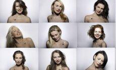 Top mākslas kalendārs ar Latvijas teātru aktrisēm