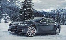 'Tesla' Norvēģijā panāk izlīgumu ar neapmierinātiem auto īpašniekiem