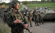 Cīņa par Slovjansku: kaujās krituši 29 cilvēki; 45 ievainoti