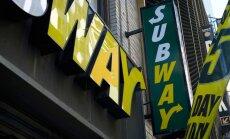 'Subway' franšīzes turētājs samazina pamatkapitālu par 2,6 miljoniem
