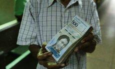 Инфляция в Венесуэле может составить 2000%