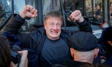 Navaļnija protesti Krievijā pulcējuši negaidīti daudz cilvēku; ap 1000 aizturēto