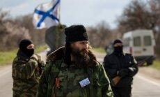 Antikomunisti, nacionālisti un Krimas okupācijas atbalstītāji: kas ir serbu četņiki