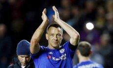 'Chelsea' kapteinis Terijs pēc sezonas beigām pametīs komandu