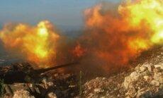 Сирийские войска наступают после российских авиаударов