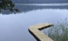 Ūdens temperatūra upēs vietām pārsniedz +15 grādu