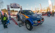 Latvijas 'RE Autoclub' komanda otro gadu pēc kārtas triumfē rallijreidā 'Northern Forest' Krievijā