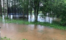 Plūdu radītie zaudējumi lauksaimniekiem varētu sasniegt vairākus miljonus eiro