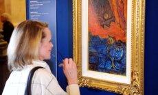 Pikaso, Renuāra, Šagāla un van Goga darbi - skatāmi 'Rīgas Biržā'